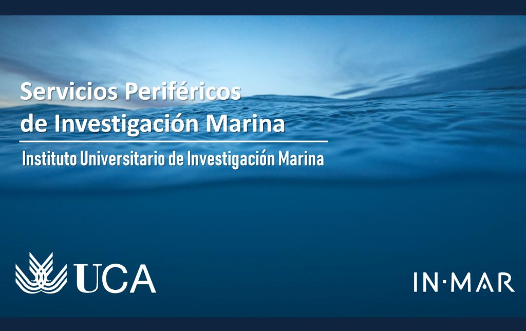 IMG SERVICIOS PERIFÉRICOS DE INVESTIGACIÓN MARINA